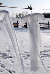 Stella's Baptismal Gown