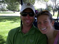 Golfing!