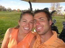 Golfing in November in Colorado!