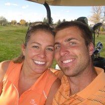 Golfing in November in Colorado!