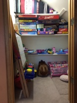 Game Closet / Kids' Stuff