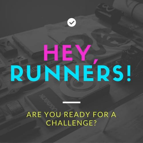 PiYo Running Challenge