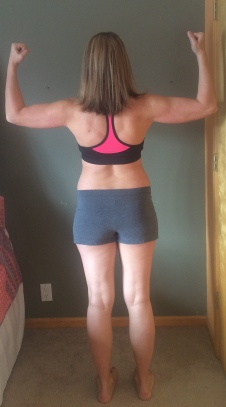 PiYo Back Results